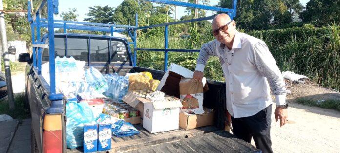 Seniore burgers Ashiana zonder voeding; 1 voor 12 speelt in