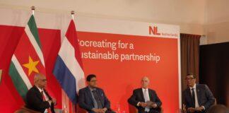 Suriname houdt in 2022 summit met staatshoofden buurlanden