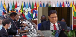 President Suriname vraagt om samenwerking tijdens CELAC conferentie