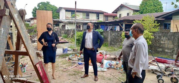 Zes overheidscrèches in Suriname krijgen facelift