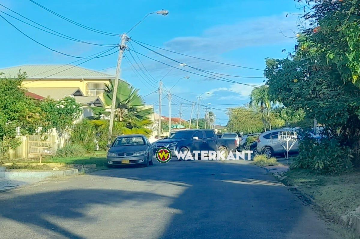Grote hoeveelheid drugs aangetroffen bij woning Paramaribo-Noord