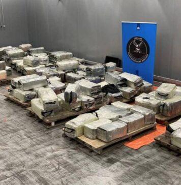 4.022 kilo cocaïne in container uit Suriname onderschept in Rotterdam