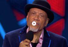 VIDEO: Ed Rust maakt indruk met Surinaamse cover bij The Voice Senior