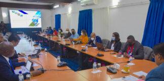 Directie Grassalco presenteert investeringsplannen aan president