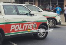 Surinaamse politie
