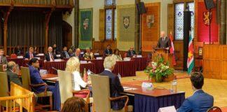 Staten-Generaal ontvangen President van Suriname
