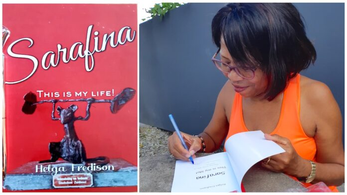 Launch autobiografie Sarafina: 'This is my life!'