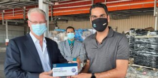 100.000 sneltesten uit Nederland aangekomen in Suriname