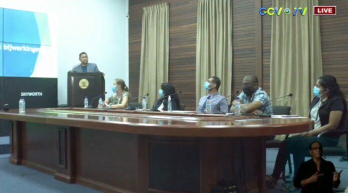 Meer structuur binnen COVID-19 communicatie in Suriname