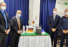 Suriname krijgt ondersteuning van Duitsland in strijd tegen COVID-19