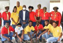 Amoksi roept jongeren Latour op crimineel gedrag na te laten