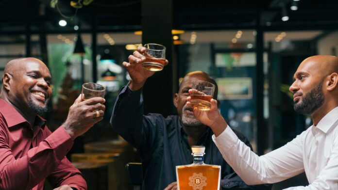 Borgoe 8: dé Surinaamse aged rum