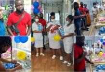 Eerste drieling in 's Lands Hospitaal sinds intrede COVID-19