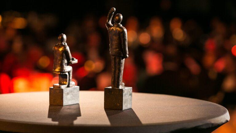 Global People Awards uitreiking op 6 november