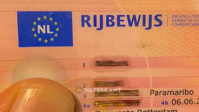 Nederlands rijbewijs