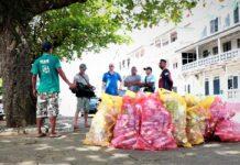Afvalbeheer start pilotproject binnenstad Paramaribo