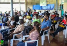SAO-vaktrainingen van start in Wanica