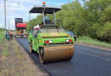 Verkeer moet aanwijzingen bij asfalteringswerkzaamheden volgen