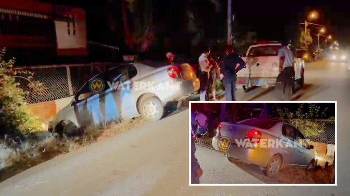 Rijbewijs van dronken leerkracht ingevorderd na verkeersongeval