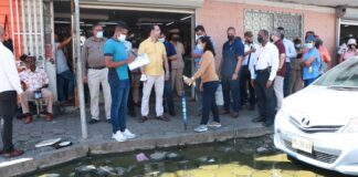 Binnenstad Paramaribo heeft flinke upgrade nodig; minister brengt bezoek