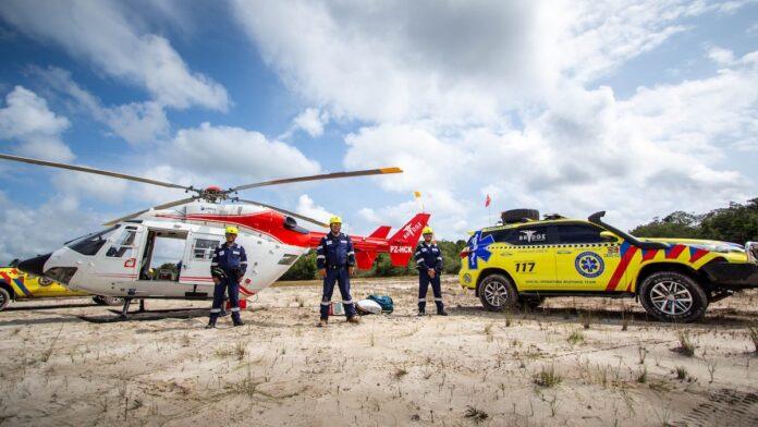 Bridge Medical Group breidt dienstverlening uit met helikopter