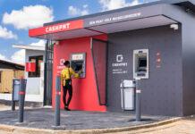 Eerste Cashpnts pinautomaten in Paramaribo