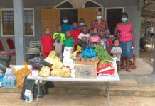 Stichting 1 voor 12 helpt kindertehuis in Coronie na noodkreet