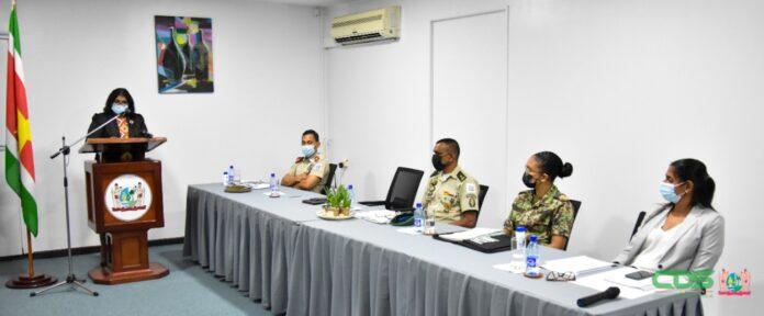 Defensie start met operatie 'Gran Mati' in Suriname
