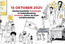 Boekpresentatie van 'Antonlogie: verhalen over het gedachtegoed van Anton de Kom'