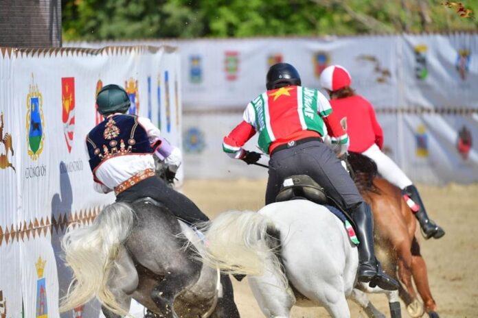 Suriname wederom in finale internationale paardenrace