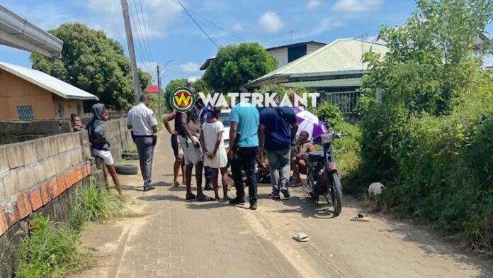 Jongeman beschoten bij ruzie tussen twee groepen; 18-jarige aangehouden