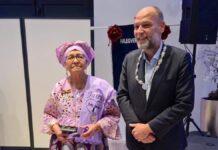 Koninklijke onderscheiding voor Marlene Kamperveen