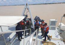 Voorbereiding samenwerking Kustwacht Suriname en Guyana