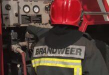 Lid van het Korps Brandweer Suriname