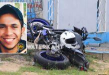 Politie bevestigd: 21-jarige Valencio haalde stunt uit op motorfiets