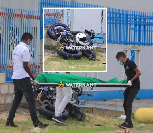 Omgekomen motorfietser verloor controle na stuntactie