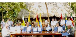 Suriname moet meer profijt hebben van Leticia-pact voor de Amazoneregio