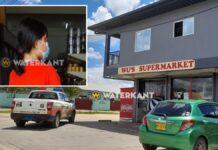 Man verwondt winkelierster nadat zij kind van diefstal beschuldigt