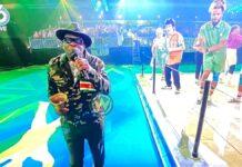 Boegroe van Trafassi geeft SBS dansmarathon Surinaams tintje