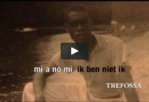 Vandaag docu 'Trefossa, mi a no mi, ik ben niet ik' op TV in Suriname