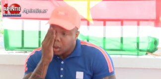 Ghettoleider Raynold van Els levert kritiek op VHP en president