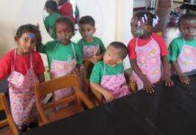 Educatiefprogramma Wani en Sabi on the road
