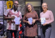 Liang de Beer en Rudya Melim winnaars eerste Anton de Kom schrijfwedstrijd