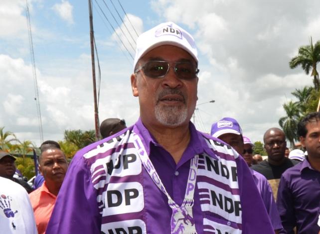 Spoed ledenvergadering NDP na strafeis tegen Bouterse in Suriname