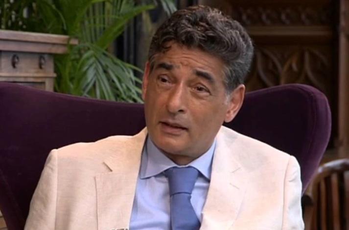 Advocaat Gerard Spong te zien in eigen theatervoorstelling