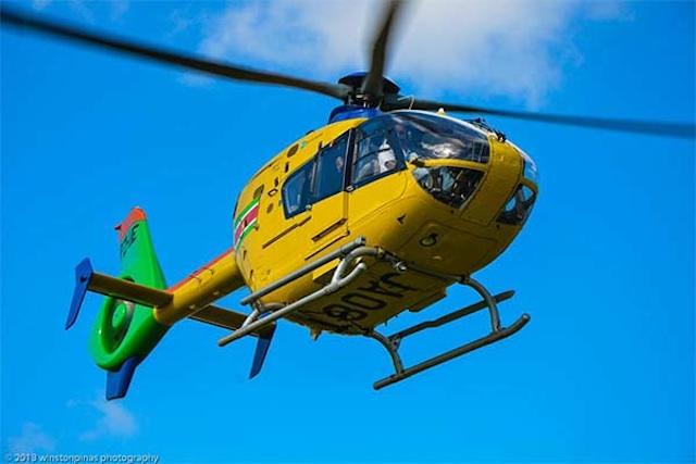 In mei 2015 vermiste helikopter gevonden