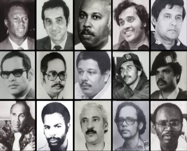 Jaarlijkse Herdenking Decembermoorden in Suriname